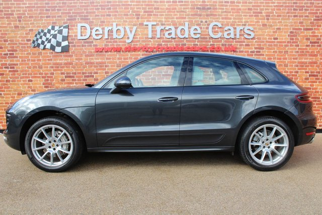 PORSCHE MACAN at Derby Trade Cars
