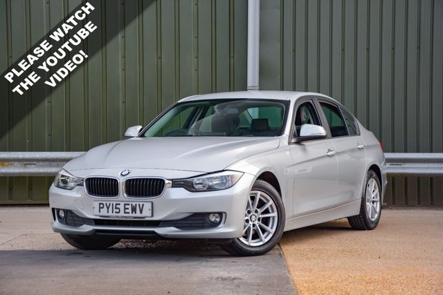 USED 2015 15 BMW 3 SERIES 2.0 320D EFFICIENTDYNAMICS BUSINESS