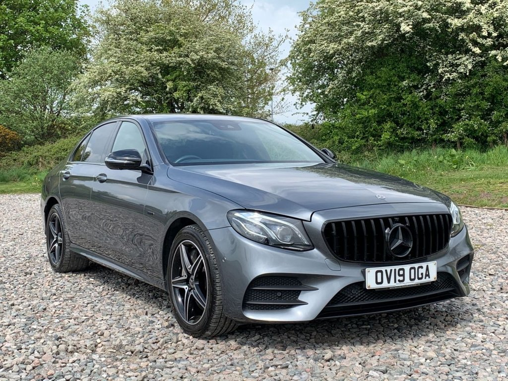 USED 2019 19 MERCEDES-BENZ E-CLASS 2.0 E 300 DE AMG LINE PREMIUM 4d 302 BHP Free Next Day Nationwide Delivery