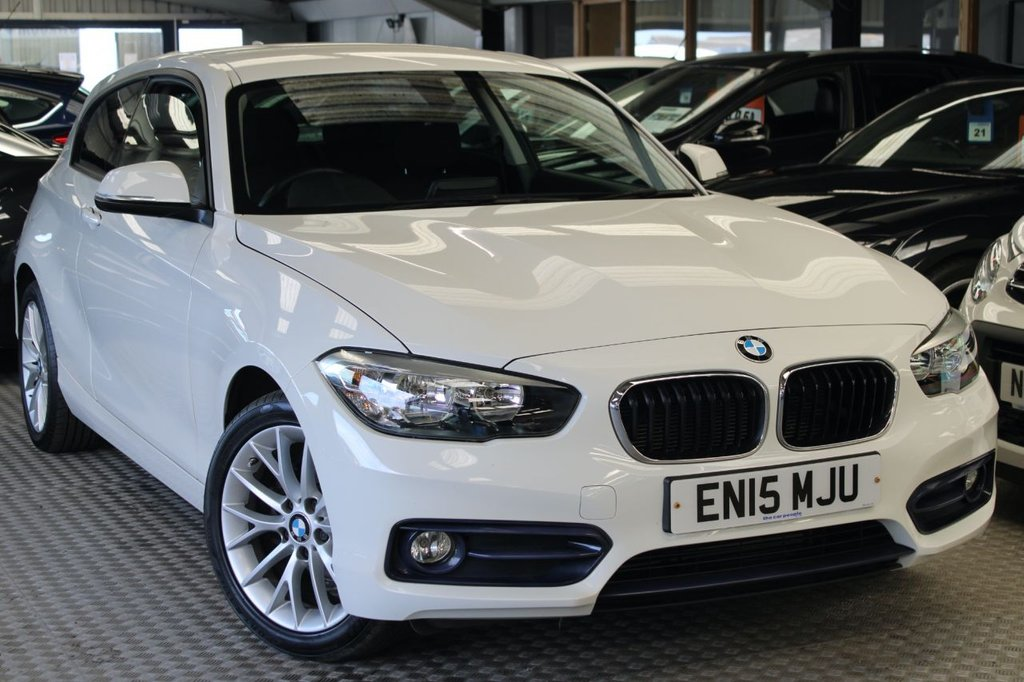 USED 2015 15 BMW 1 SERIES 1.5 116D SPORT 3d 114 BHP