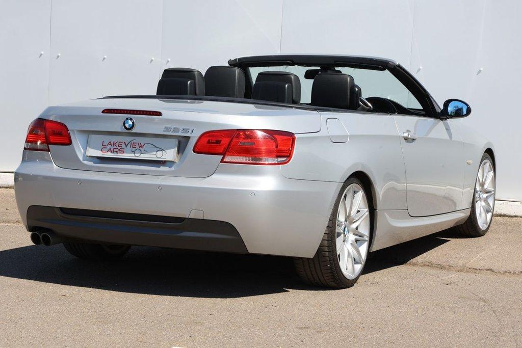 USED 2009 09 BMW 3 SERIES 3.0 325I M SPORT 2d 215 BHP