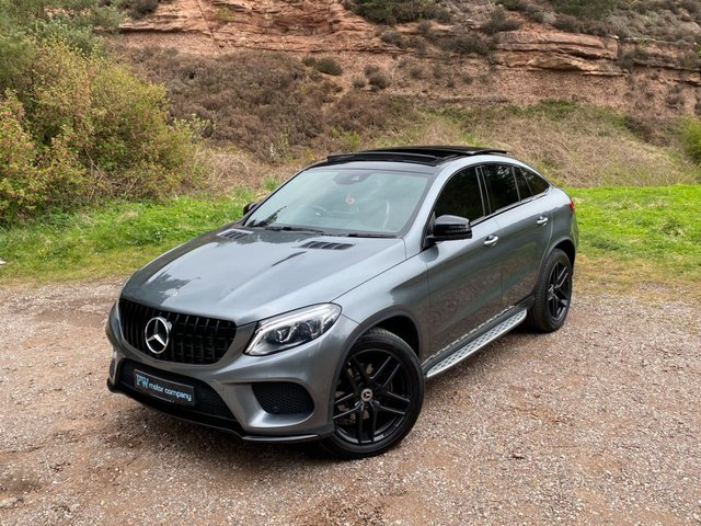 USED 2018 68 MERCEDES-BENZ GLE-CLASS 3.0 GLE 350 D 4MATIC AMG NIGHT EDITION PREMIUM PLUS 4d 255 BHP PAN SUNROOF GR8 SPEC