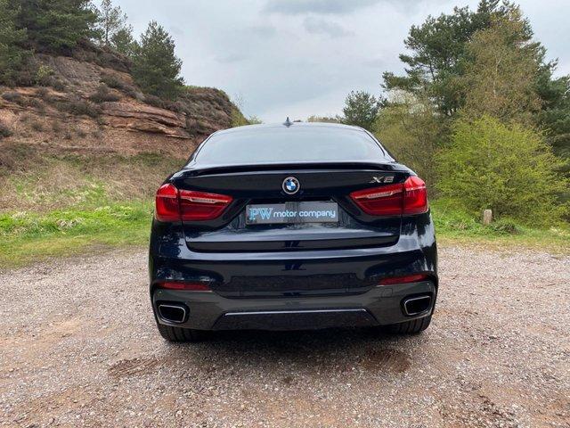 USED 2018 68 BMW X6 3.0 XDRIVE30D M SPORT 4d 255 BHP GREAT SPEC Total Cost £65,740