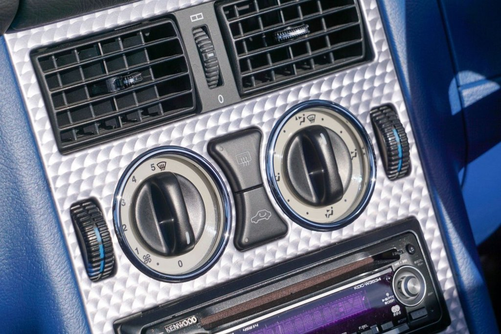 USED 2001 X MERCEDES-BENZ SLK 2.0 SLK200 KOMPRESSOR 2d 163 BHP