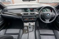 USED 2013 13 BMW 5 SERIES 3.0 535D M SPORT 4d 309 BHP