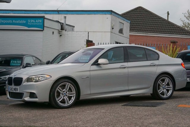 BMW 5 SERIES at Tim Hayward Car Sales