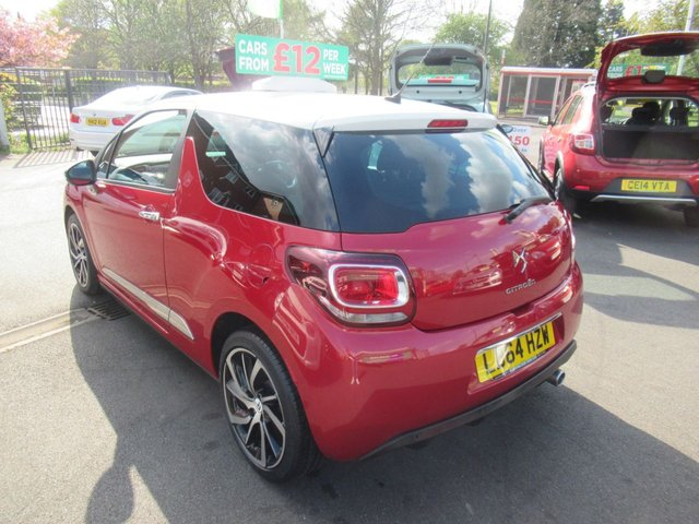 USED 2015 64 CITROEN DS3 1.6 E-HDI DSTYLE PLUS 3d 90 BHP **FREE ROAD TAX**