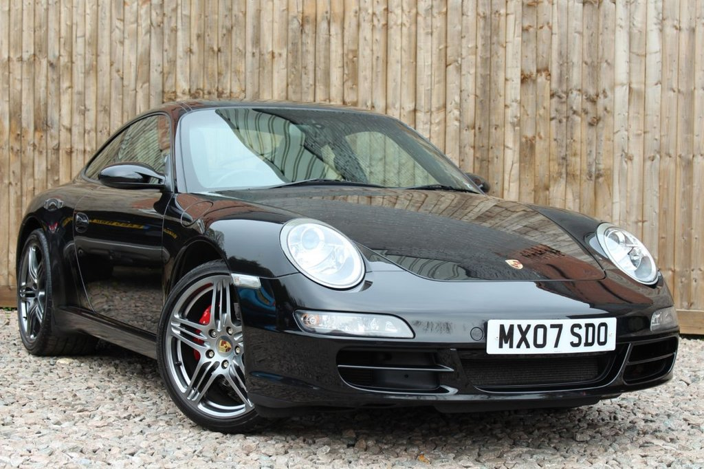 USED 2007 07 PORSCHE 911 3.6 997 Carrera Tiptronic S 2dr £6386 OF FACTORY UPGRADES + 6 MONTH WARRANTY + FULL SERVICE HISTORY + MARCH 2022 MOT