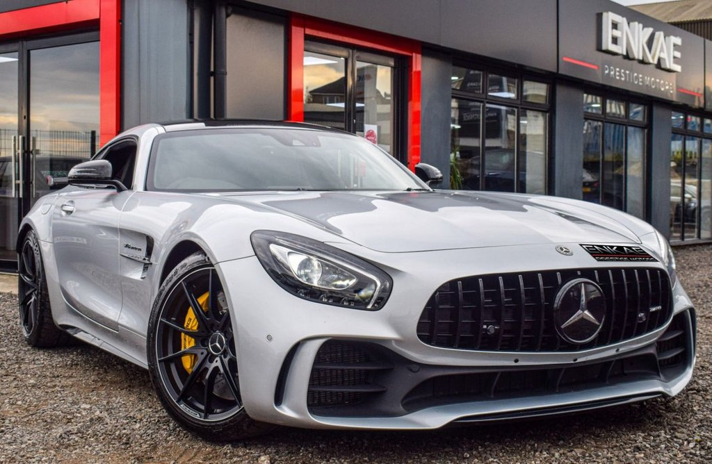 USED 2018 18 MERCEDES-BENZ GT 4.0 AMG GT R PREMIUM 2d AUTO 577 BHP COUPE