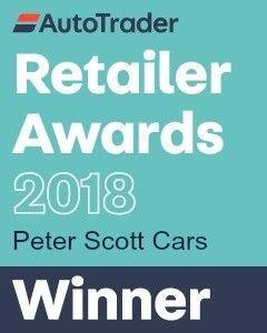 KIA SPORTAGE at Peter Scott Cars