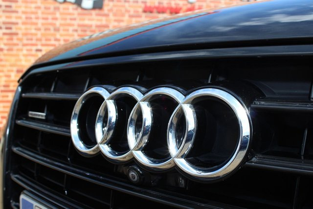 AUDI A8 at Derby Trade Cars
