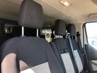 USED 2018 18 FORD TRANSIT CUSTOM 2.0 310 LIMITED LR Panel Van with 6 Seats 6 Doors and Spec Including Sat Nav Aircon Rear camera Parking sensors Heated seats Plylined Roof rack Towbar Now Ready to Finance and Drive Away Today.  ONE OWNER FROM NEW