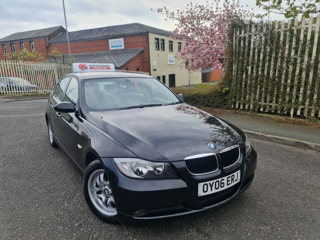 USED 2006 06 BMW 3 SERIES 2.0 318I ES 4d 128 BHP A GREAT AUTOMATIC BMW