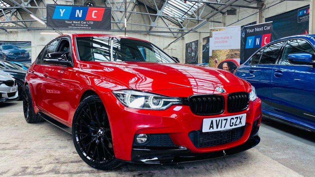 USED 2017 17 BMW 3 SERIES 2.0 320d BluePerformance M Sport (s/s) 4dr PERFORMANCEKIT+20S+PLUSPACK