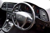USED 2015 15 SEAT LEON 1.2 TSI SE TECHNOLOGY DSG 5d 110 BHP SAT NAV - BLUETOOTH - DAB - FSH
