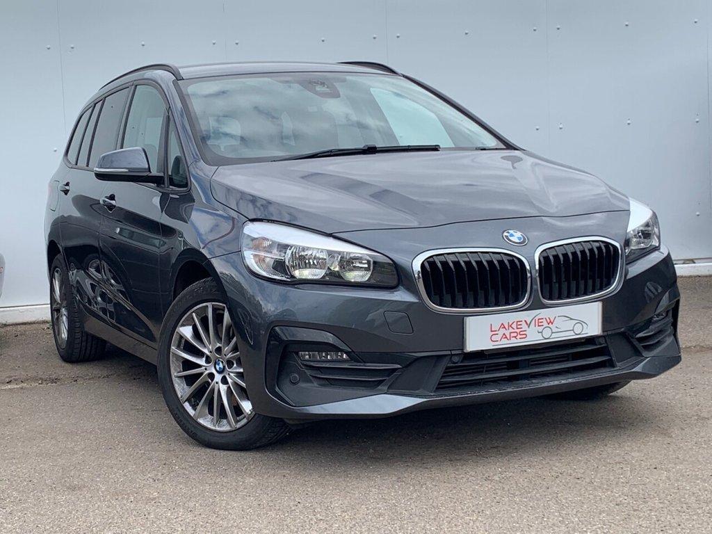 USED 2018 68 BMW 2 SERIES 1.5 218I SPORT GRAN TOURER 5d 139 BHP
