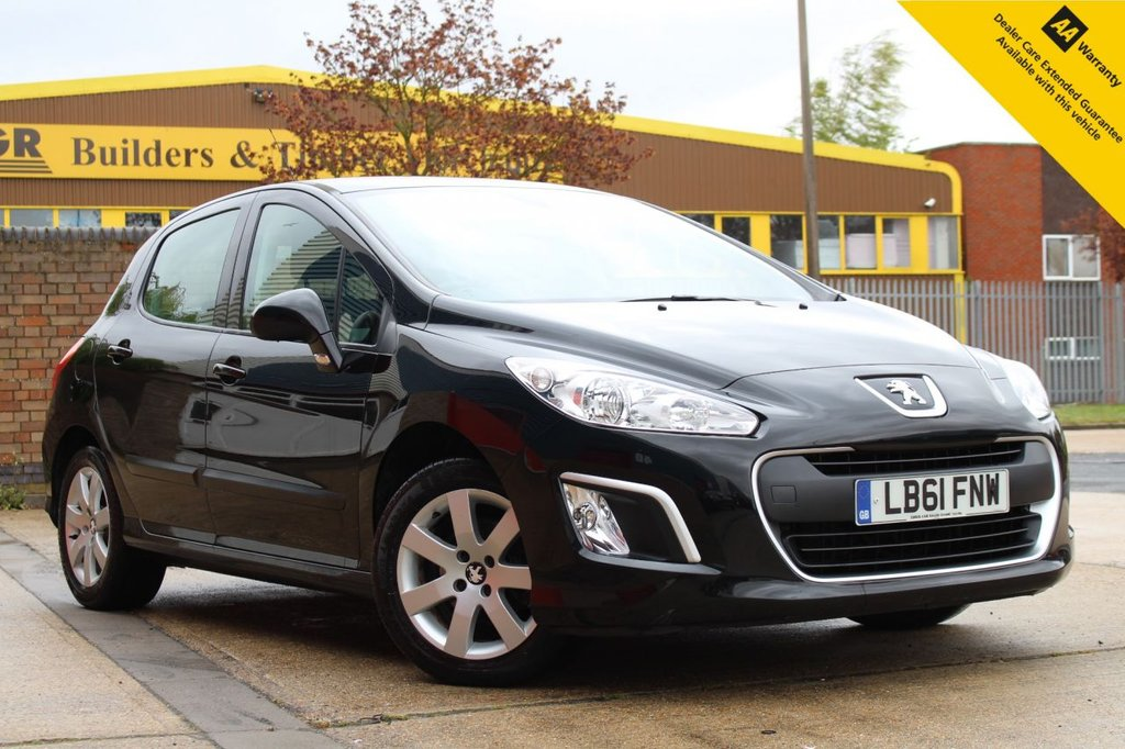 USED 2012 61 PEUGEOT 308 1.6 HDI SR 5d 92 BHP ** LOW MILEAGE 2 OWNER CAR ** FRESH SERVICE + BRAND NEW ADVISORY FREE MOT ** SAT NAV ** BLUETOOTH ** AIR CONDITIONING ** LOW RATE + DEPOSIT FINANCE AVAILABLE ** CLICK + COLLECT + NATIONWIDE DELIVERY AVAILABLE ** BUY ONLINE IN CONFIDENCE FROM A MULTI AWARD WINNING 5* RATED DEALER ** 14 DAY MONEY BACK GUARANTEE **