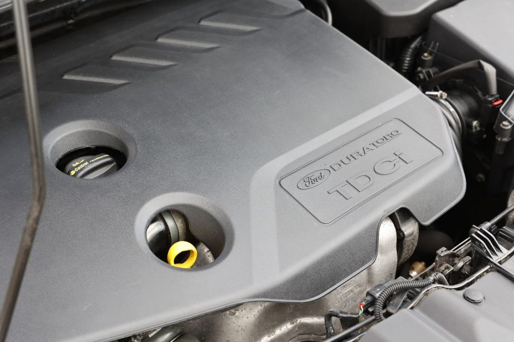 USED 2011 61 FORD FOCUS 1.6 EDGE TDCI 115 5d 114 BHP