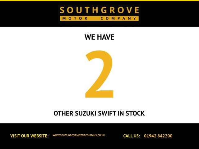 USED 2015 65 SUZUKI SWIFT 1.2 SZ3 3d 94 BHP