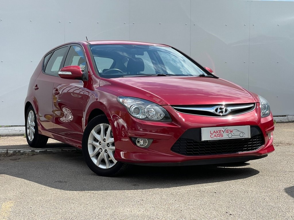 USED 2011 61 HYUNDAI I30 1.6 COMFORT CRDI  5d 113 BHP