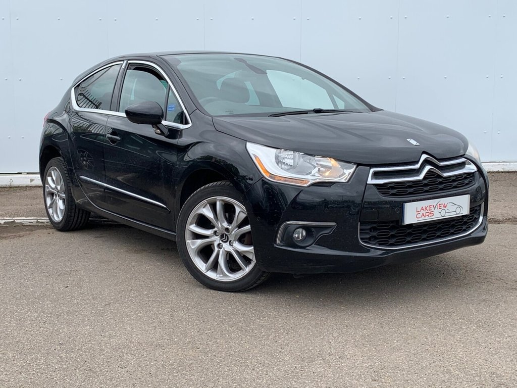 USED 2011 61 CITROEN DS4 1.6 E-HDI DSTYLE AIRDREAM 5d 110 BHP