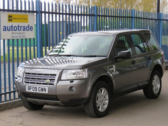 USED 2009 09 LAND ROVER FREELANDER 2.2 TD4 SE 5d 159 BHP. SAT NAV-OPENING PAN ROOF-1 OWNER-AUTO 1 OWNER-SAT NAV-TWIN PANORAMIC SUNROOFS-HEATED SEATS-BLUETOOTH-SENSORS