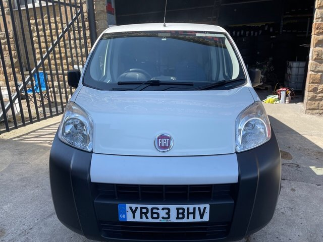 FIAT FIORINO at Millside Motor Group Ltd