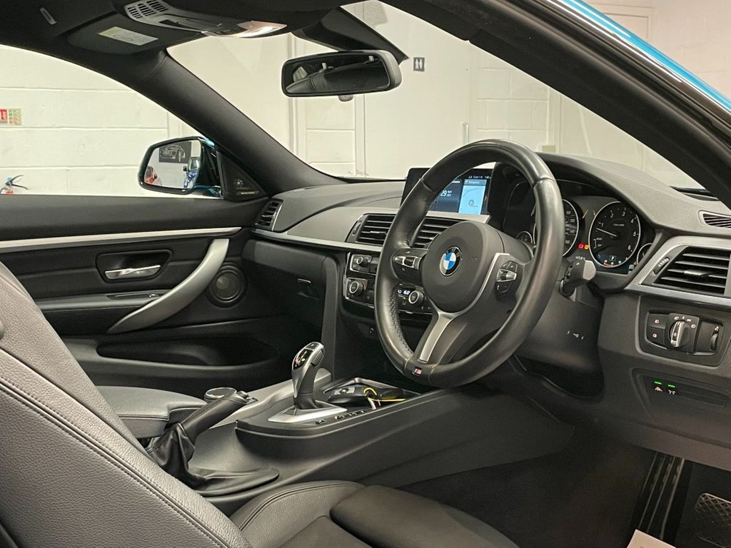USED 2017 67 BMW 4 SERIES 3.0 435d M Sport Auto xDrive (s/s) 2dr