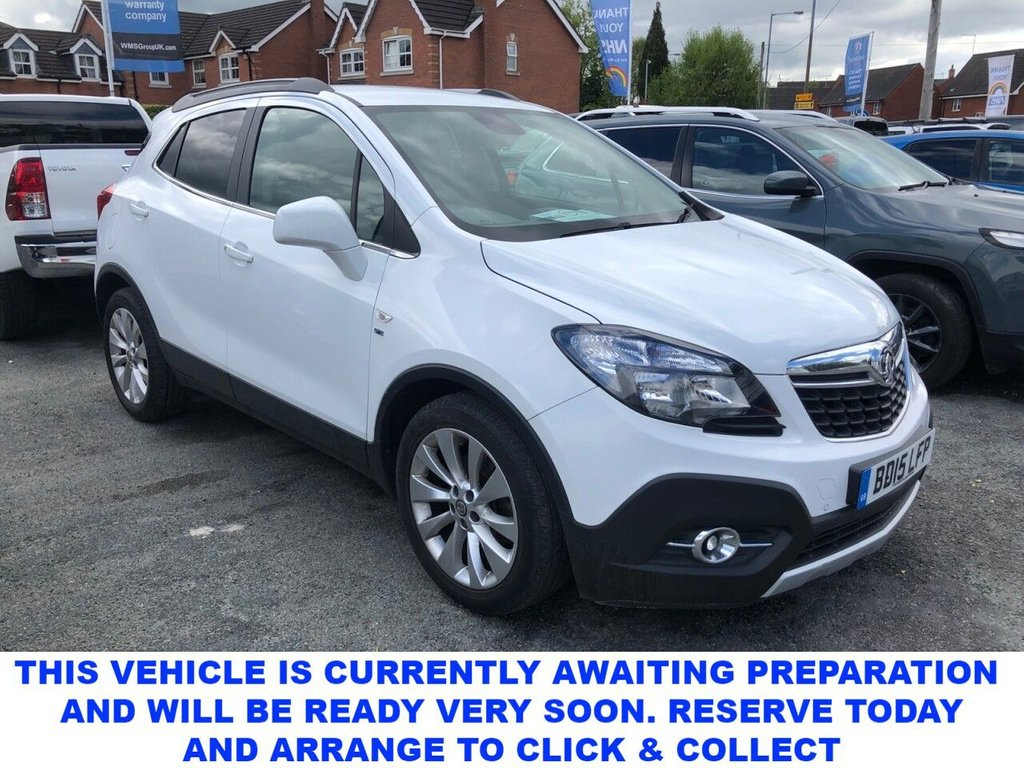 USED 2015 15 VAUXHALL MOKKA 1.4 SE 5d 138 BHP Spec Including Front/Rear Parking Sensors Leather Seats Cruise Control Climate Control DAB Bluetooth Heated Seats Heated Steering Wheel  & Privacy Glass This fantastic Vauxhall Mokka is definitely a game changing mini-SUV