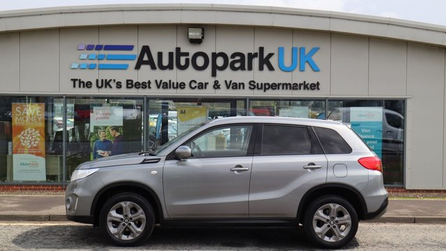 USED 2018 18 SUZUKI VITARA 1.6 SZ-T ALLGRIP 5d 118 BHP LOW DEPOSIT OR NO DEPOSIT FINANCE AVAILABLE . COMES USABILITY INSPECTED WITH 30 DAYS USABILITY WARRANTY + LOW COST 12 MONTHS ESSENTIALS WARRANTY AVAILABLE FROM ONLY £199 (VANS AND 4X4 £299) DETAILS ON REQUEST. ALWAYS DRIVING DOWN PRICES . BUY WITH CONFIDENCE . OVER 1000 GENUINE GREAT REVIEWS OVER ALL PLATFORMS FROM GOOD HONEST CUSTOMERS YOU CAN TRUST .