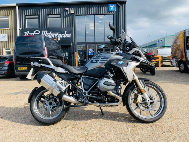 2018 18 BMW R1200GS TE EXCLUSIVE