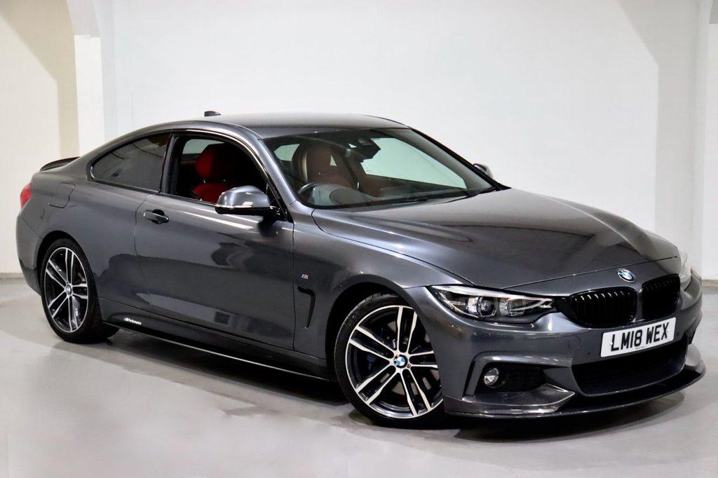 USED 2018 18 BMW 4 SERIES 440I M SPORT 3.0 2d 322 BHP