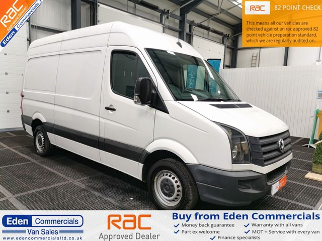 View our VOLKSWAGEN CRAFTER
