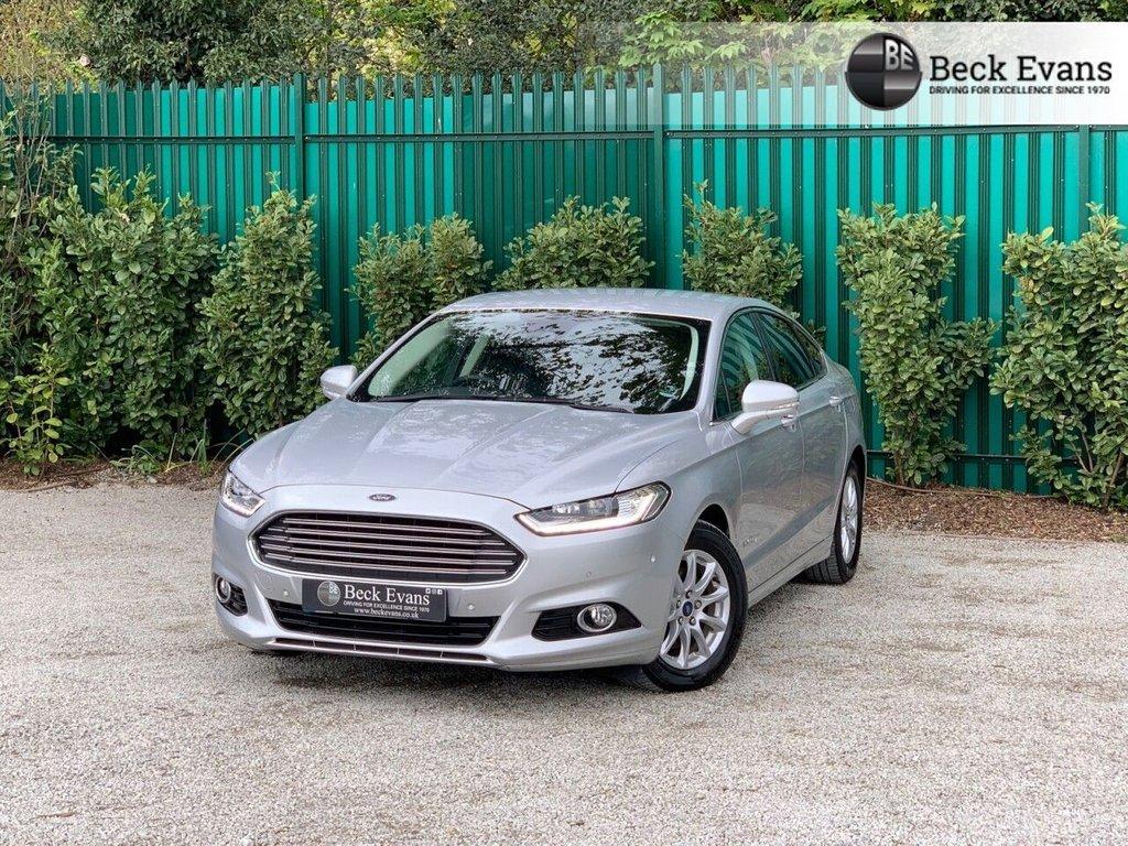 USED 2016 64 FORD MONDEO 2.0 HYBRID TITANIUM 4dr Auto 184BHP