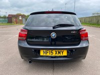 USED 2015 15 BMW 1 SERIES 1.6 116I SPORT 3d 135 BHP