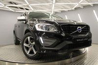 USED 2016 16 VOLVO XC60 2.4 D5 R-DESIGN LUX NAV AWD 5d 217 BHP SAT/NAV, HEATED LEATHER, TINTED GLASS, BLUETOOTH, AUTOMATIC