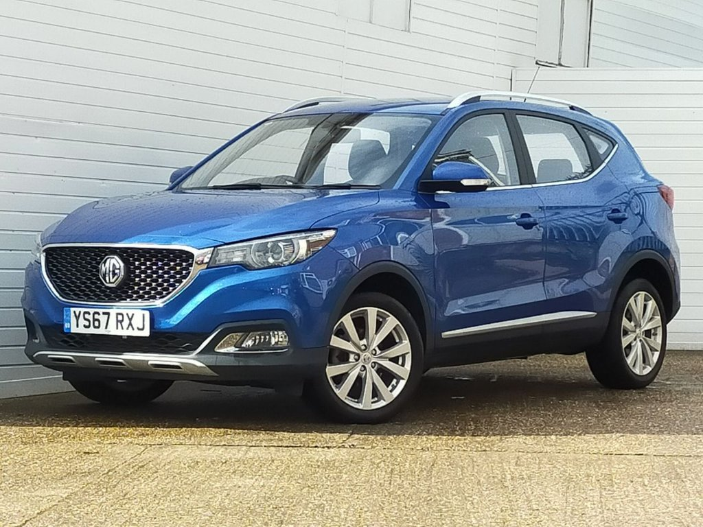 USED 2017 67 MG MG ZS 1.0 EXCITE 5d 110 BHP
