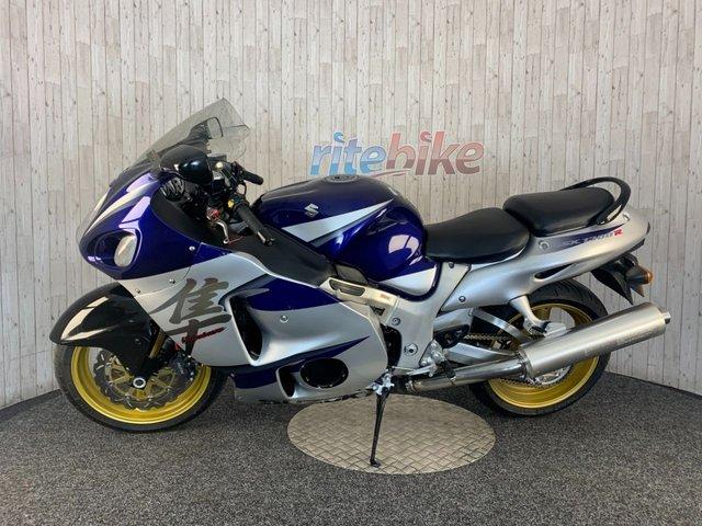 SUZUKI GSX1300R HAYABUSA at Rite Bike