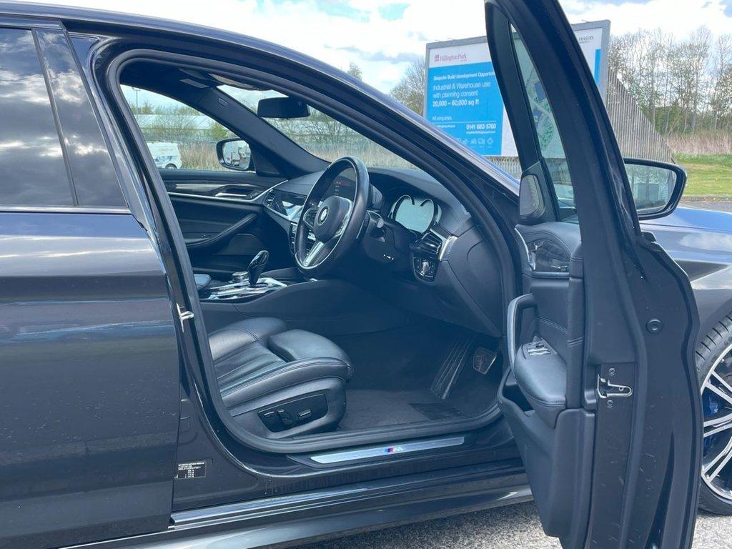 USED 2017 17 BMW 5 SERIES 3.0 530d M Sport Auto xDrive (s/s) 4d