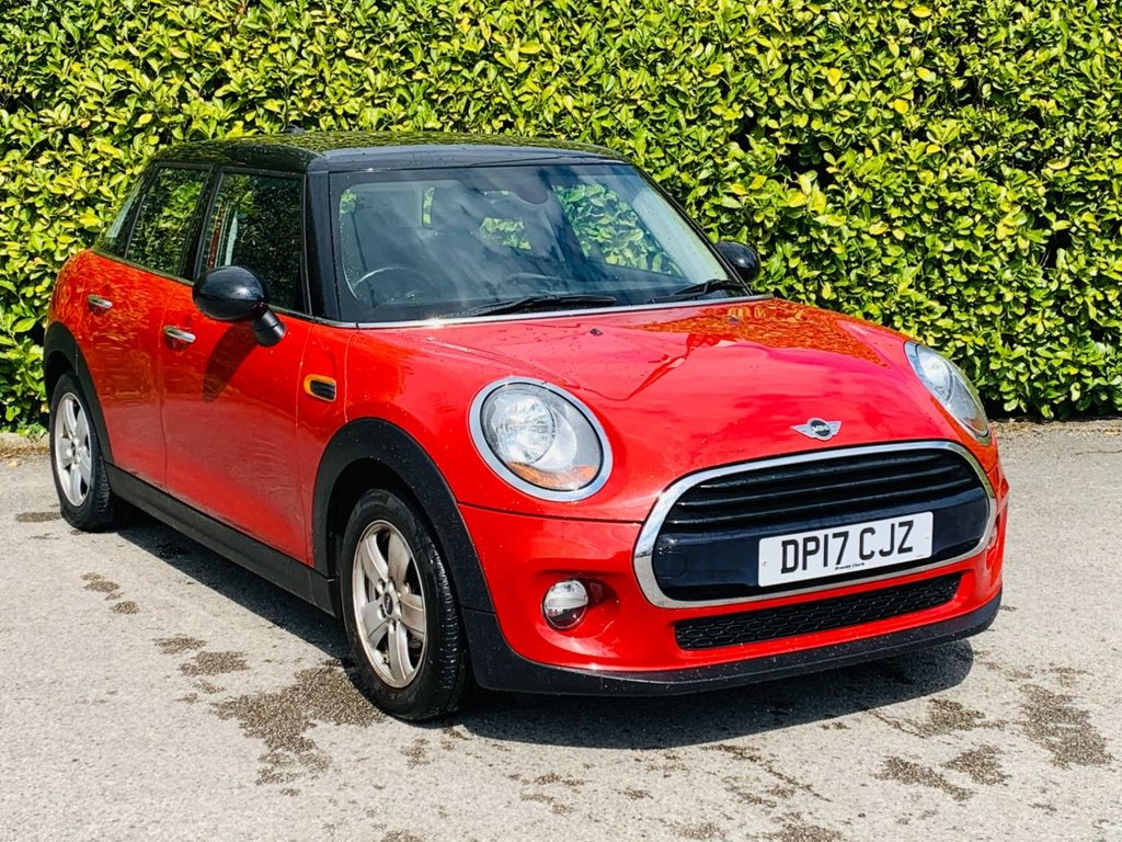 USED 2017 17 MINI HATCH COOPER 1.5 COOPER D 5d 114 BHP