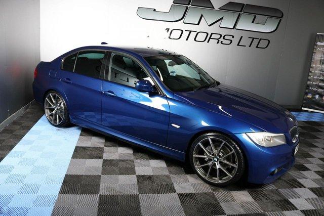 USED 2011 11 BMW 3 SERIES 2011 BMW 320D SPORT PLUS EDITION 181 BHP (FINANCE AND WARRANTY)