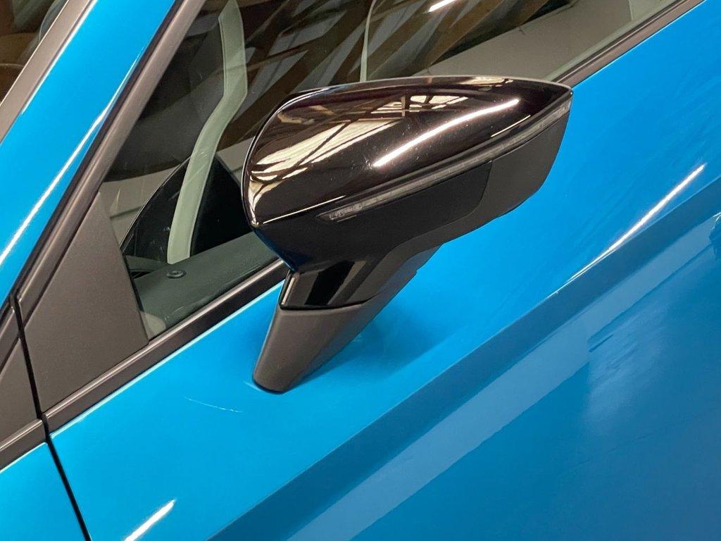 USED 2016 66 SEAT LEON 2.0 TSI Cupra 290 Black (s/s) 5dr