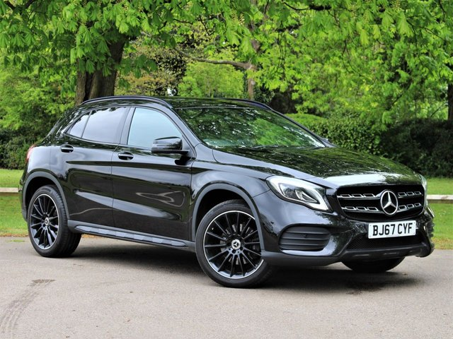 USED 2017 67 MERCEDES-BENZ GLA-CLASS 2.1 GLA 220 D 4MATIC AMG LINE PREMIUM 5d 174 BHP £249 PCM With £1929 Deposit