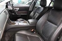 USED 2012 12 JAGUAR XF 3.0 V6 LUXURY 4d 240 BHP