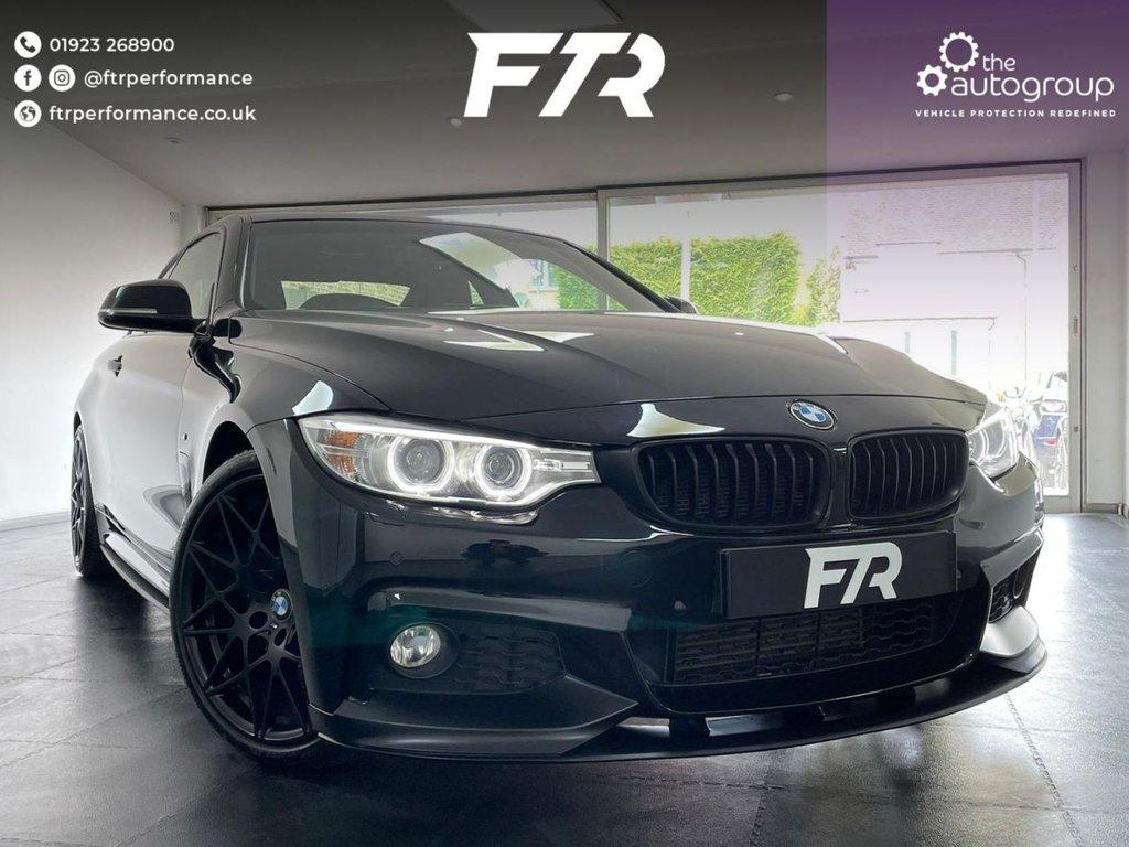USED 2015 65 BMW 4 SERIES 3.0 430D M SPORT 2d 255 BHP