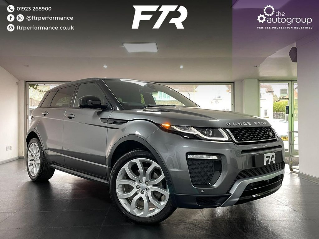 USED 2016 66 LAND ROVER RANGE ROVER EVOQUE 2.0 TD4 HSE DYNAMIC LUX 5d 177 BHP