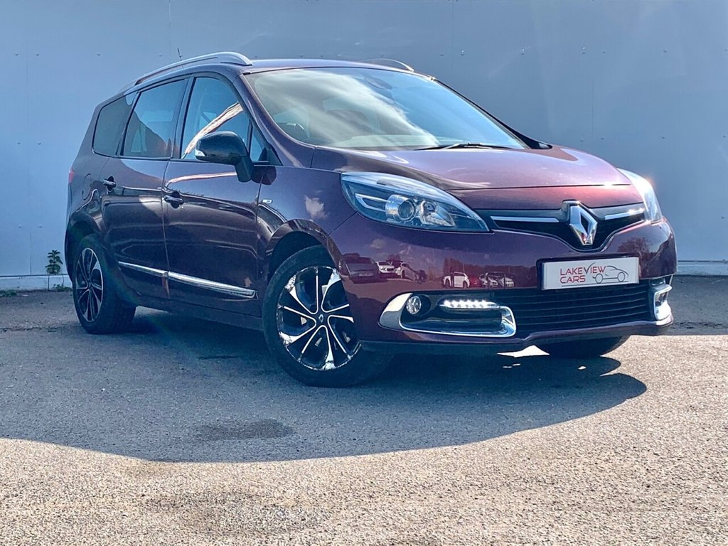 USED 2015 65 RENAULT GRAND SCENIC 1.5 DYNAMIQUE NAV BOSE PLUS DCI 5d 110 BHP