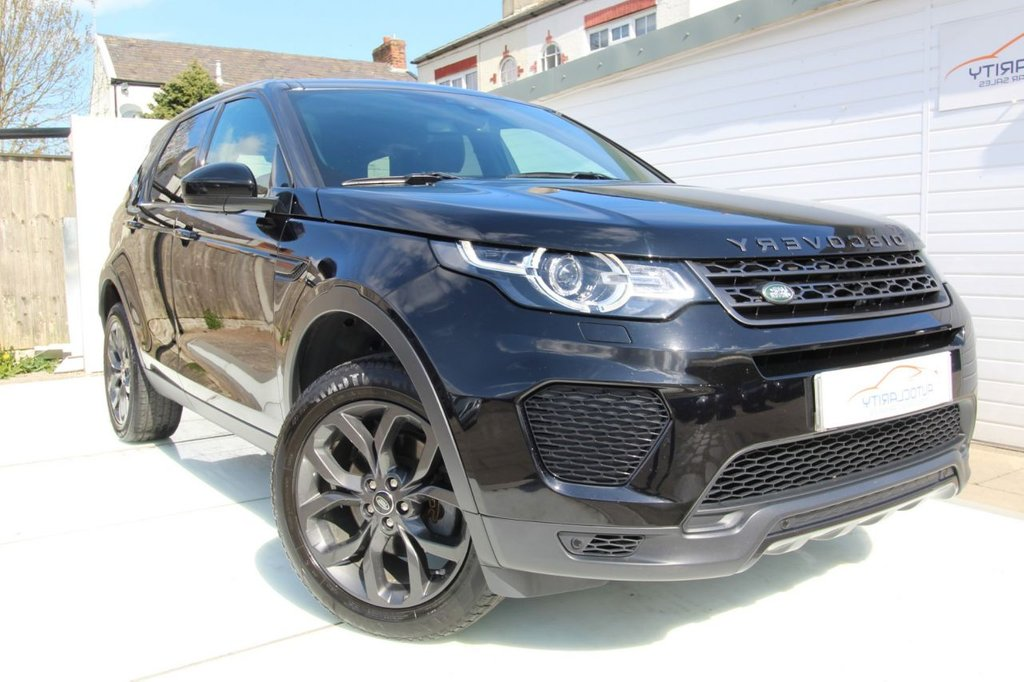 USED 2018 68 LAND ROVER DISCOVERY SPORT 2.0 TD4 LANDMARK 5d 178 BHP