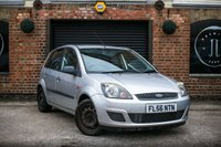 USED 2006 56 FORD FIESTA 1.4 STYLE CLIMATE 16V 5d 78 BHP