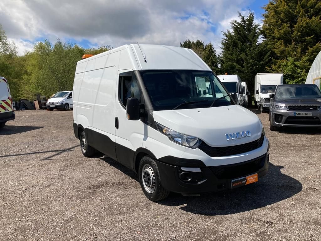 USED 2015 15 IVECO DAILY 2.3 35S11V 106 BHP